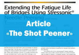 Extending-the-fatigue-life-of-bridges-using-STRESSONIC(r)-needle-peening | SONATS