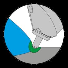 Impacteur-pour-soudure-convexe-Martelage | SONATS