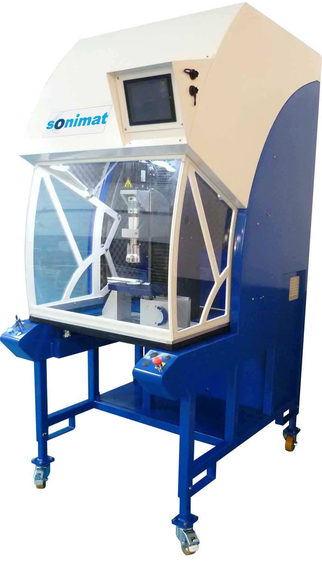 RSW range rotary welding machines-SONIMAT