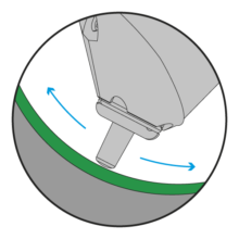 Radius-peening-Impact-treatment | SONATS