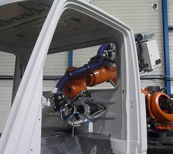 Robotic-sanding-trucks-cabs | GEBE2
