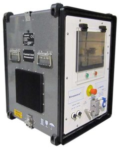 Ruggedized equipment - Ultrasonic shot peening | SONATS