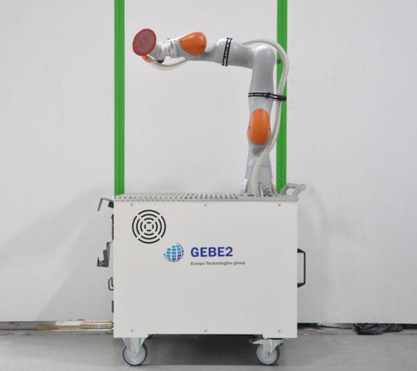 Robotic test platform - collaborative robot - EMPOWERING TECHNOLOGIES